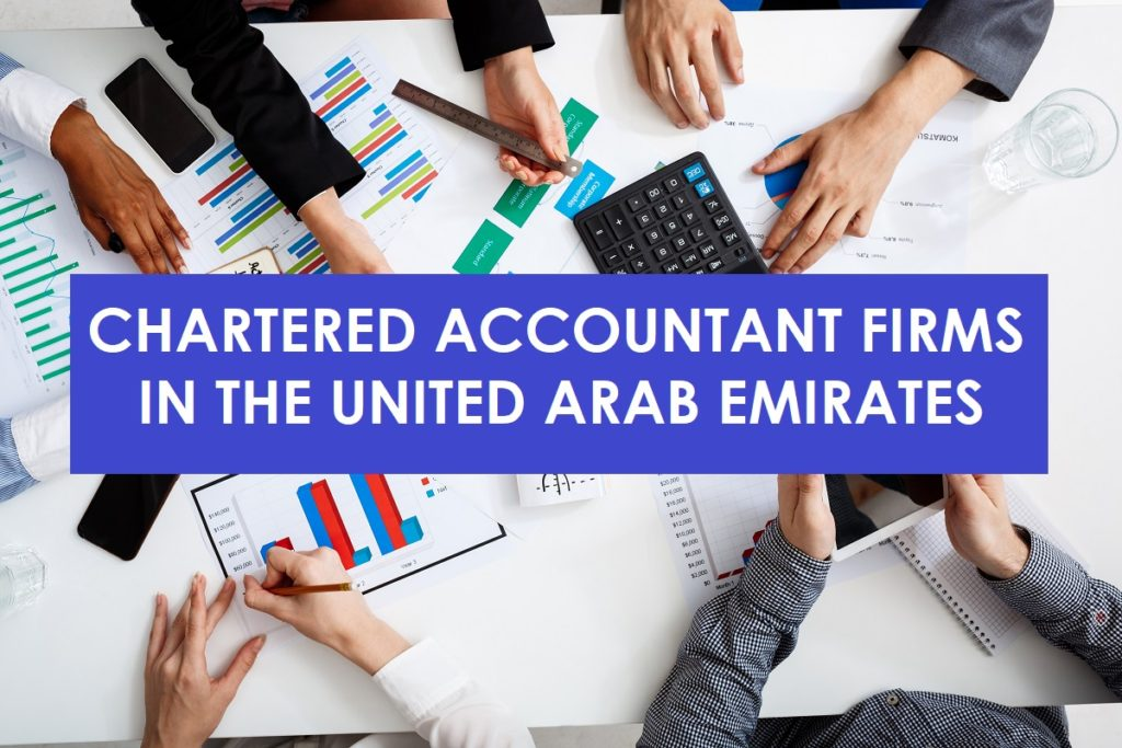Chartered accountant firms in Dubai, UAE